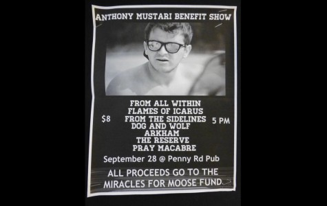 Music for Moose: a Benefit Concert for Anthony Mustari