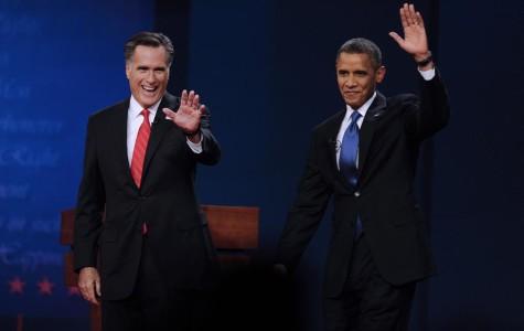 Round 1 to Romney