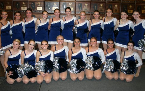 Poms Qualify for State