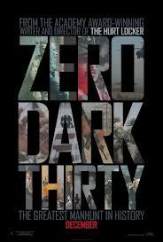 Zero Dark Thirty: Gritty, Worthwhile