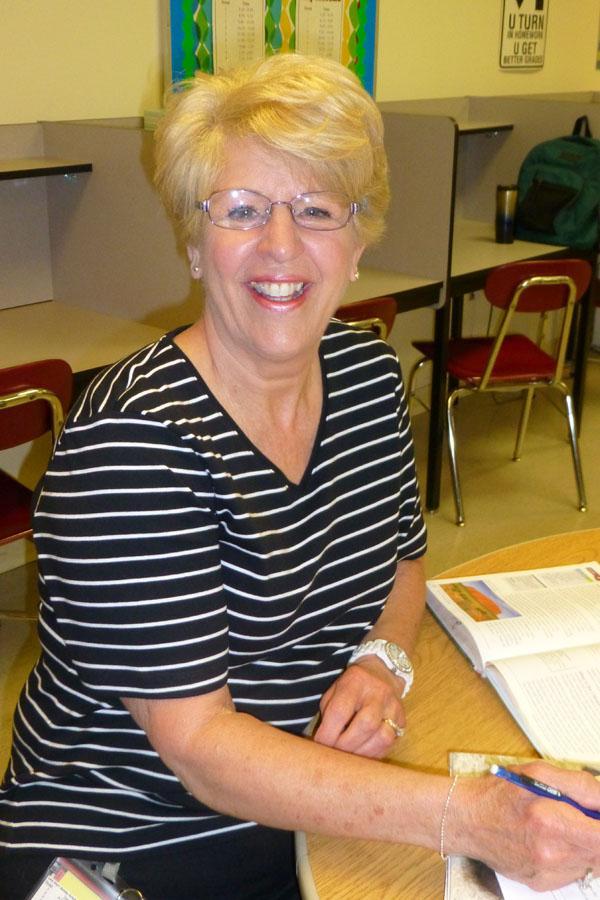 Mrs. Forman