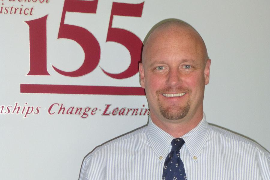 Paul Humpa, principal