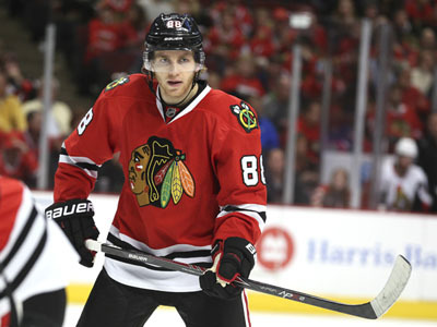 Checking in on the Blackhawks