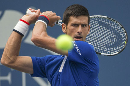 Djokovic Defeats Federer for 2015 U.S. Open Title
