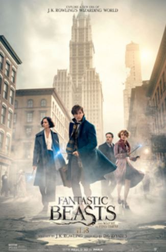 Potterheads rejoice: Fantastic Beasts and Where to Find Them opens in theaters Friday, November 19, 2016.