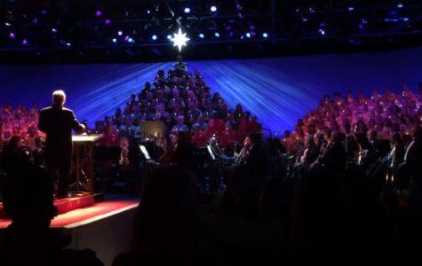 PR Choir Performs at Disney