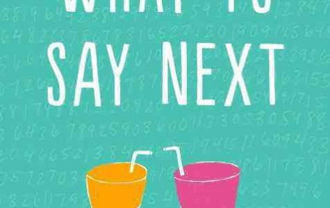 What to Say Next by Julie Buxbaum, just published in July, is perfect for Jennifer Niven and Rainbow Rowell fans.