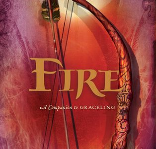 Fire by Kristin Cashore is the second book in the Graceling Realm.