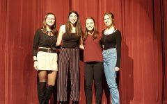 Creative Writing Poetry Slam Winners