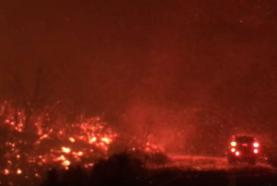 Pacific+Fire+Season+Strikes+Again