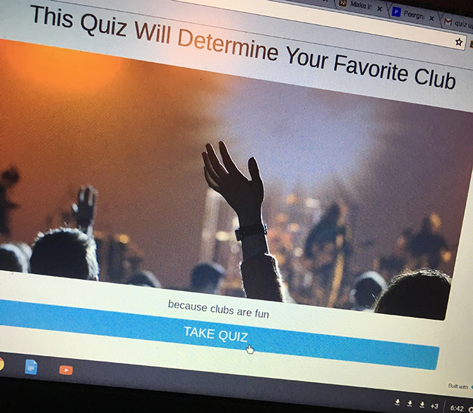 Take our quiz to see which PR clubs you should join.