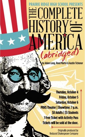 PR's Fall Play Makes History Hysterical