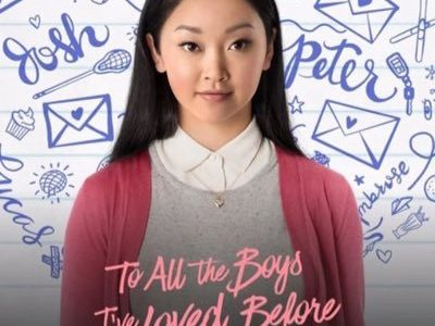 Lana Condor plays the lead role in To All the Boys I've Loved Before on Netflix.