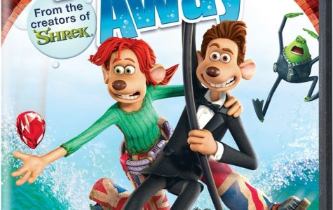 Flushed Away (2006), with actors Hugh Jackman and Kate Winslet, is available to watch on DVD.