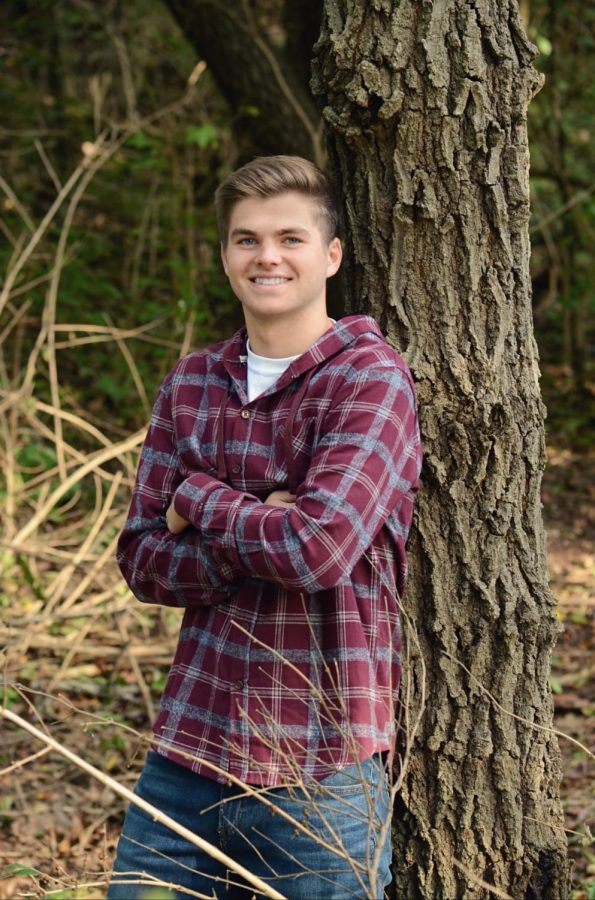 Keegan Garis was nominated by faculty as a class of 2020 senior to know.