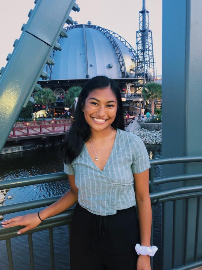 Lily Alcazar was nominated by faculty as a senior to know from this year's graduating class.