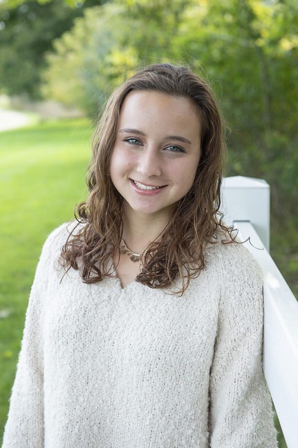 Mia Storz was nominated by faculty as a class of 2020 senior to know.