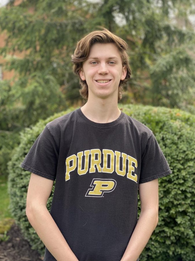 Nick Lingner was nominated by faculty as a senior to know from the class of 2020.