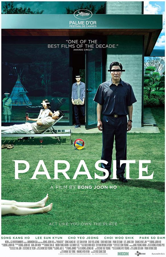 Parasite is a Modern Masterpiece