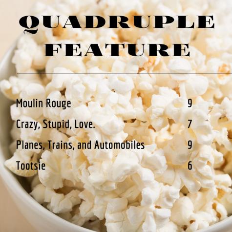 Quarantine Quadruple Feature