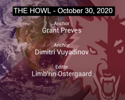 The Howl - October 30, 2020