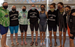 Girls Co-Op Swim Team Takes on IHSA Sectionals