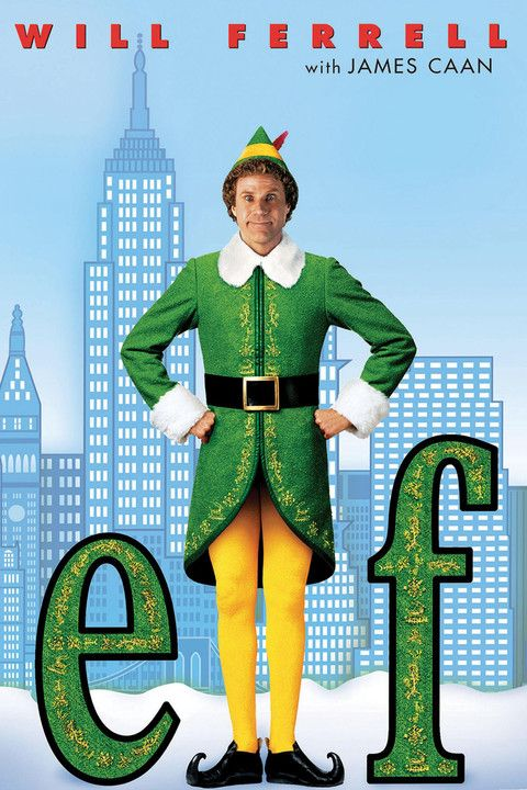 Elf with Will Ferrell is #1 on Abi Zelikman's Top 10 list of what to watch this winter break.