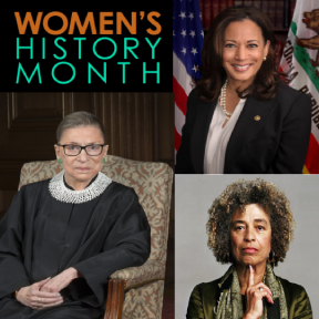 Three Women to Celebrate This Month