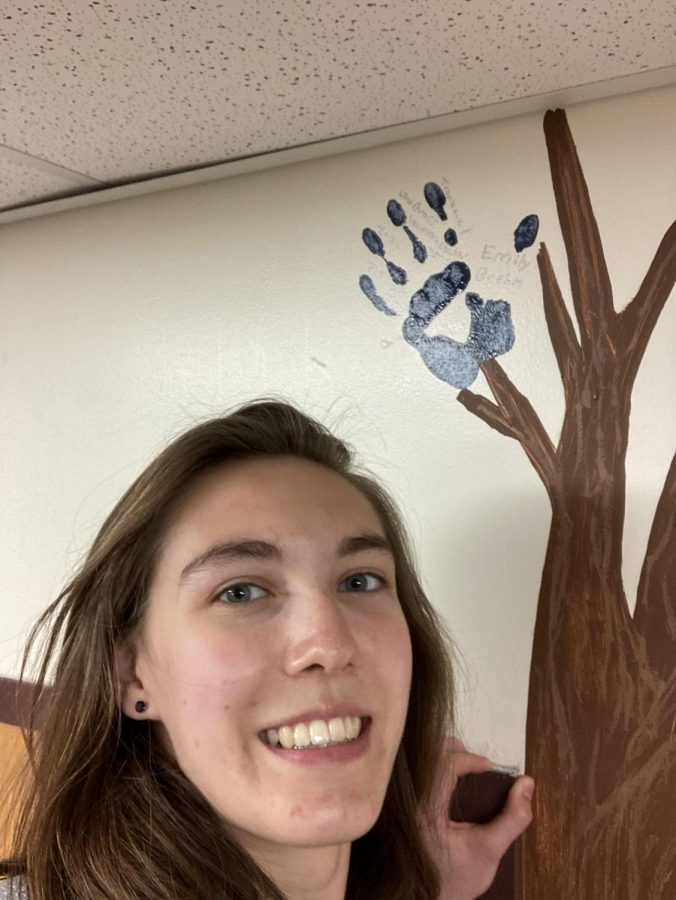 Emily Brehm was nominated by faculty as a Prairie Ridge senior to know.