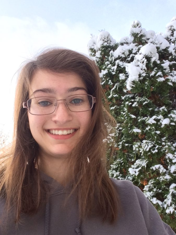 Kate Lanza was nominated by a faculty member as a senior to know from the class of 2021.