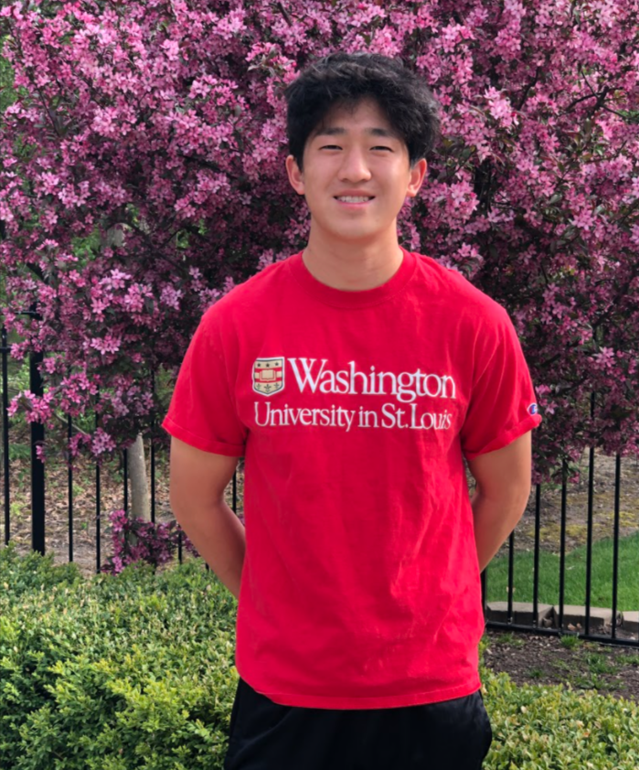 Lucas Kim was nominated by faculty as a senior to know from the class of 2021.