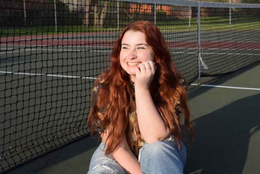 Mackenzie Krystal was named by faculty as a class of 2021 senior to know.