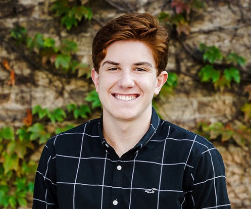 Matt Savas was nominated by faculty as a class of 2021 senior to know.